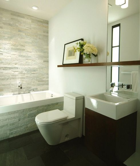17 Best images about Bathroom Remodel on Pinterest Guest bathroom remodel  Bathroom remodeling and Tile. Stack Stone Bathroom