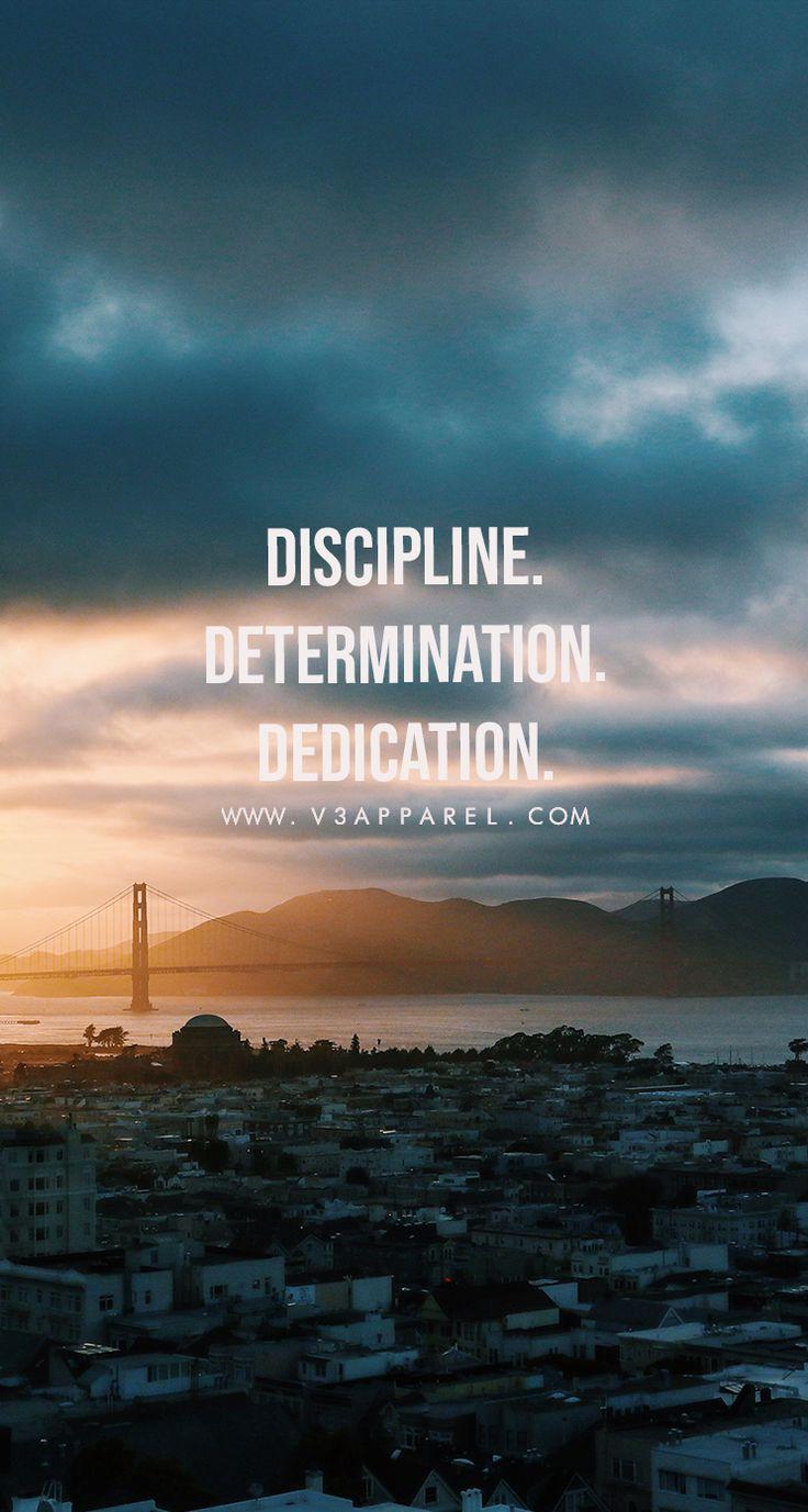 Dedication Determination Discipline Download Free Wallpaper Wwwv3a Fitness Motivation Wallpaper Fitness Motivation Quotes Funny Gym Motivation Wallpaper