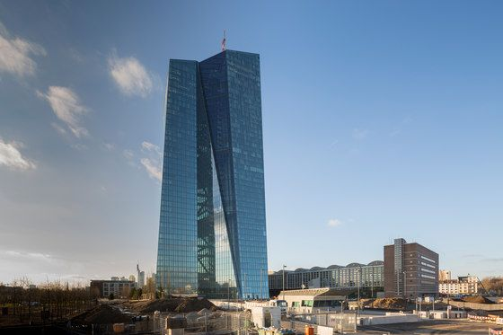 European Central Bank (ECB) by Coop Himmelb(l)au | Office buildings