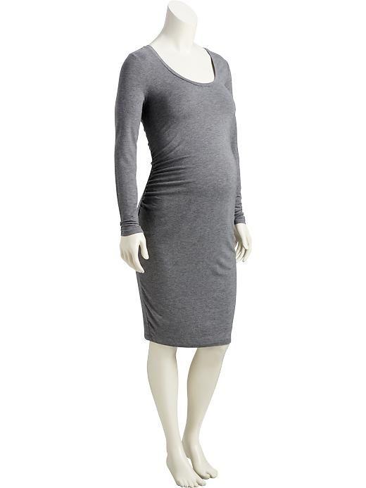8154e2924d Maternity Jersey Midi Dress