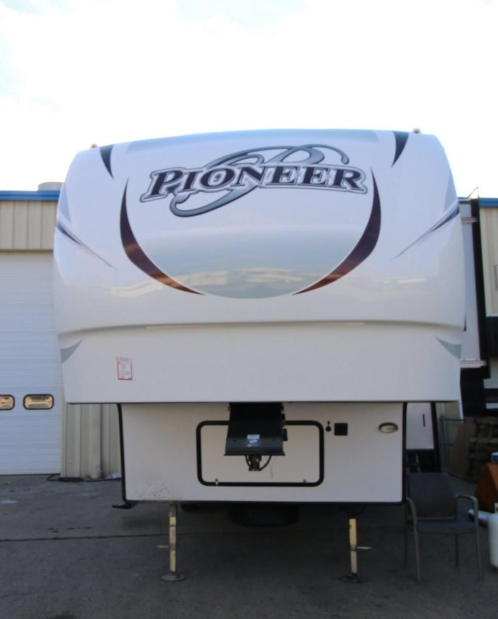 Camper Dealers In Ohio >> Our New 2018 Heartland Pioneer 276 5th Wheel Camper From Camping