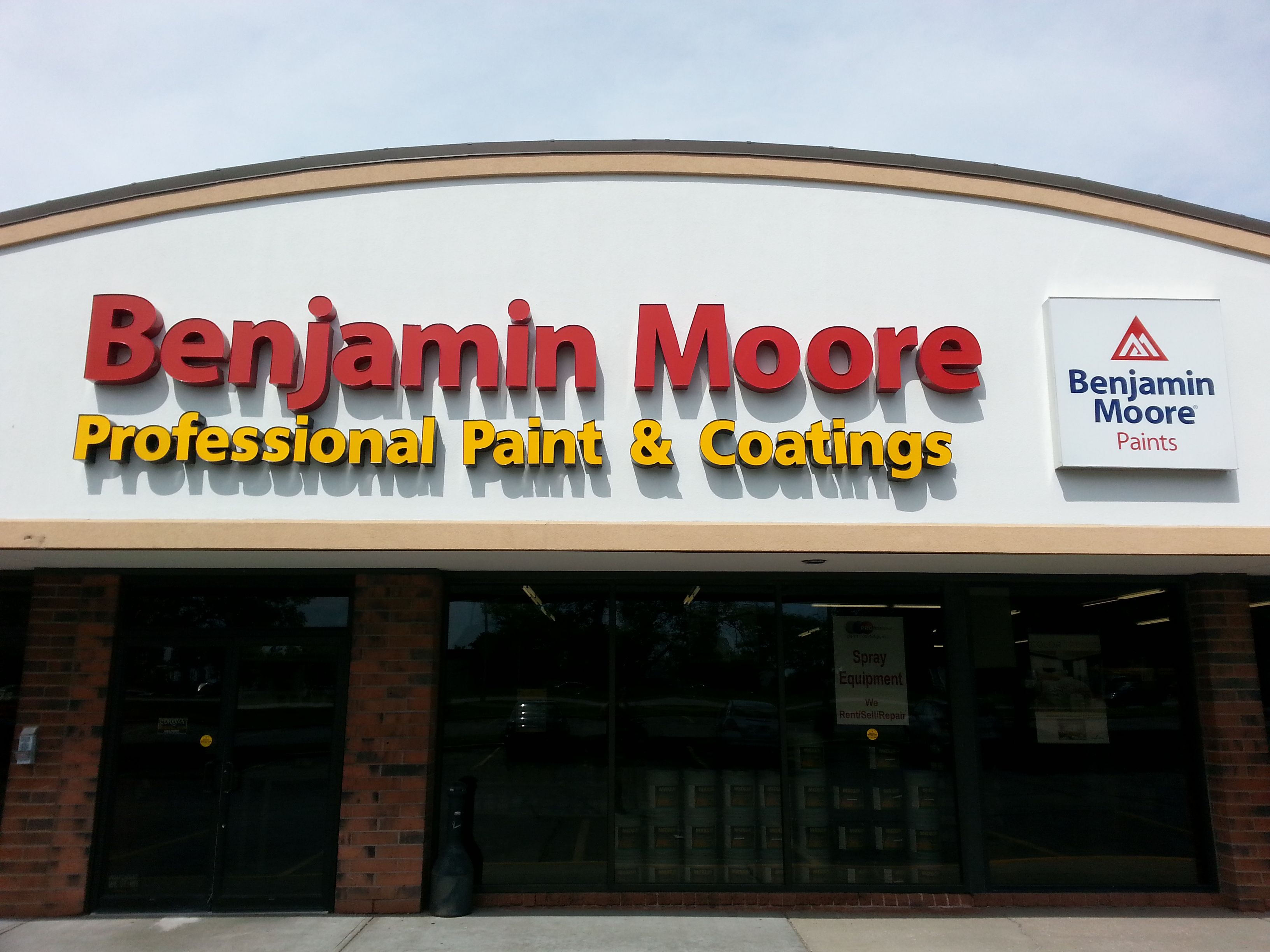 Your Local Spectrum Paint Store In Overland Park Ks We