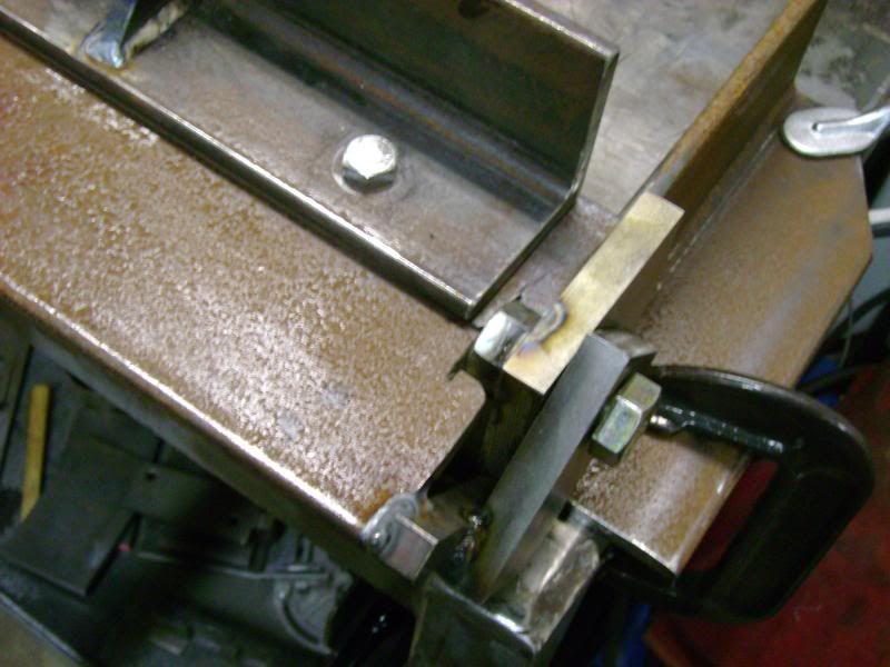 Sheet Metal Brake And Big Fuel Cell Honda Tech Sheet Metal Brake Sheet Metal Metal Bender