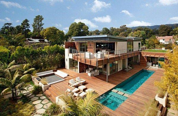 Swimming Pool In The Garden – 34 Great Designs! | Decor10 | Ideas