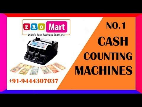 11) Cash Currency Counting Machines in ERODE ஈரோடு