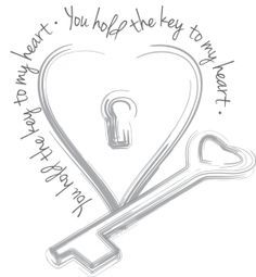 Key To My Heart Coloring Pages For Adults Yahoo Image Search