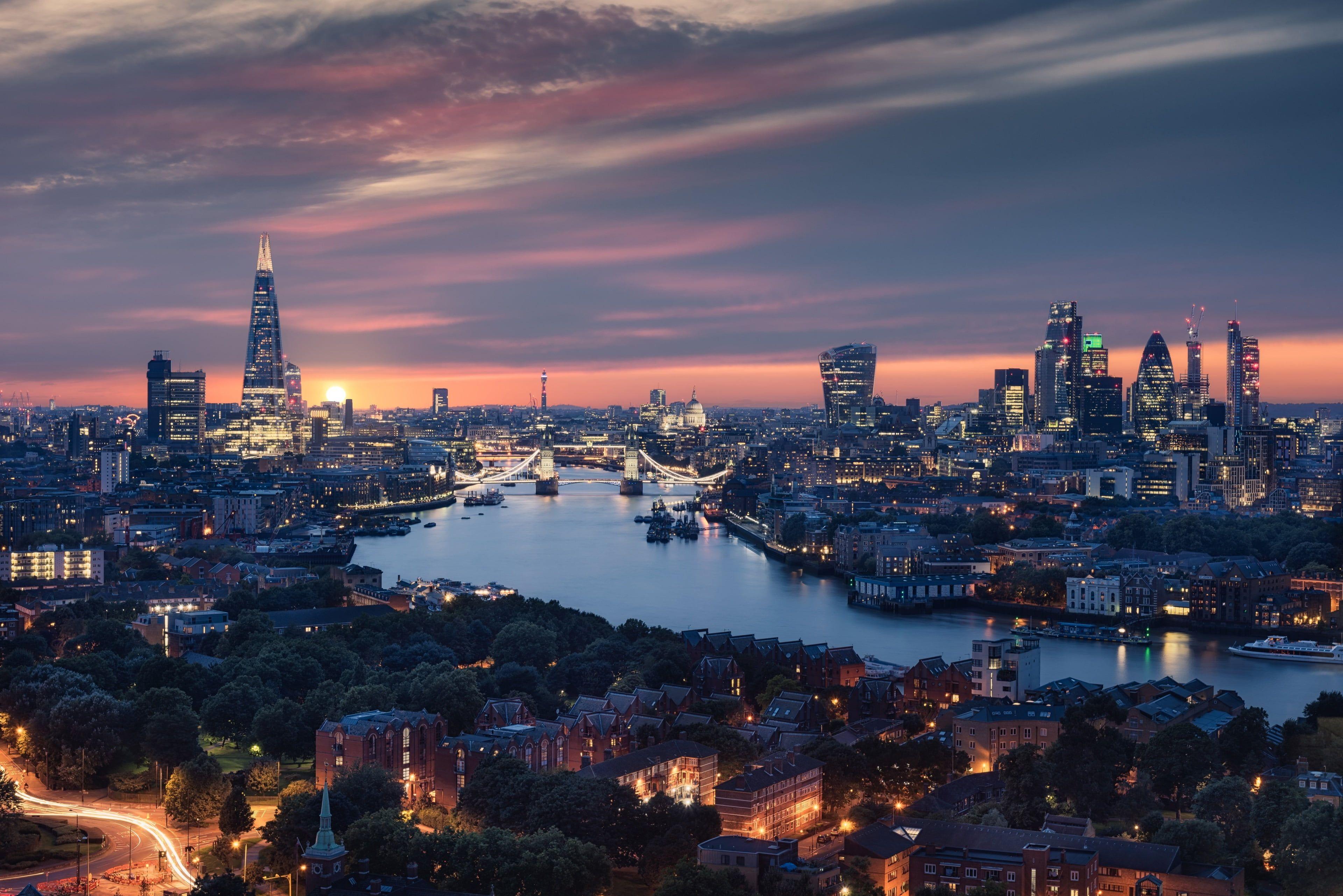 london 4k background image hd #4K ...