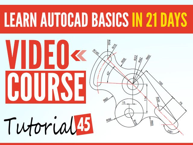 Interesting In Learning Autocad Basics Here Is A Series Of