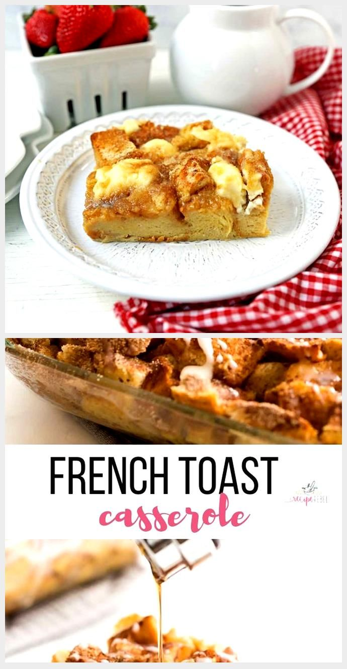 Photo of Baked French Toast Casserole