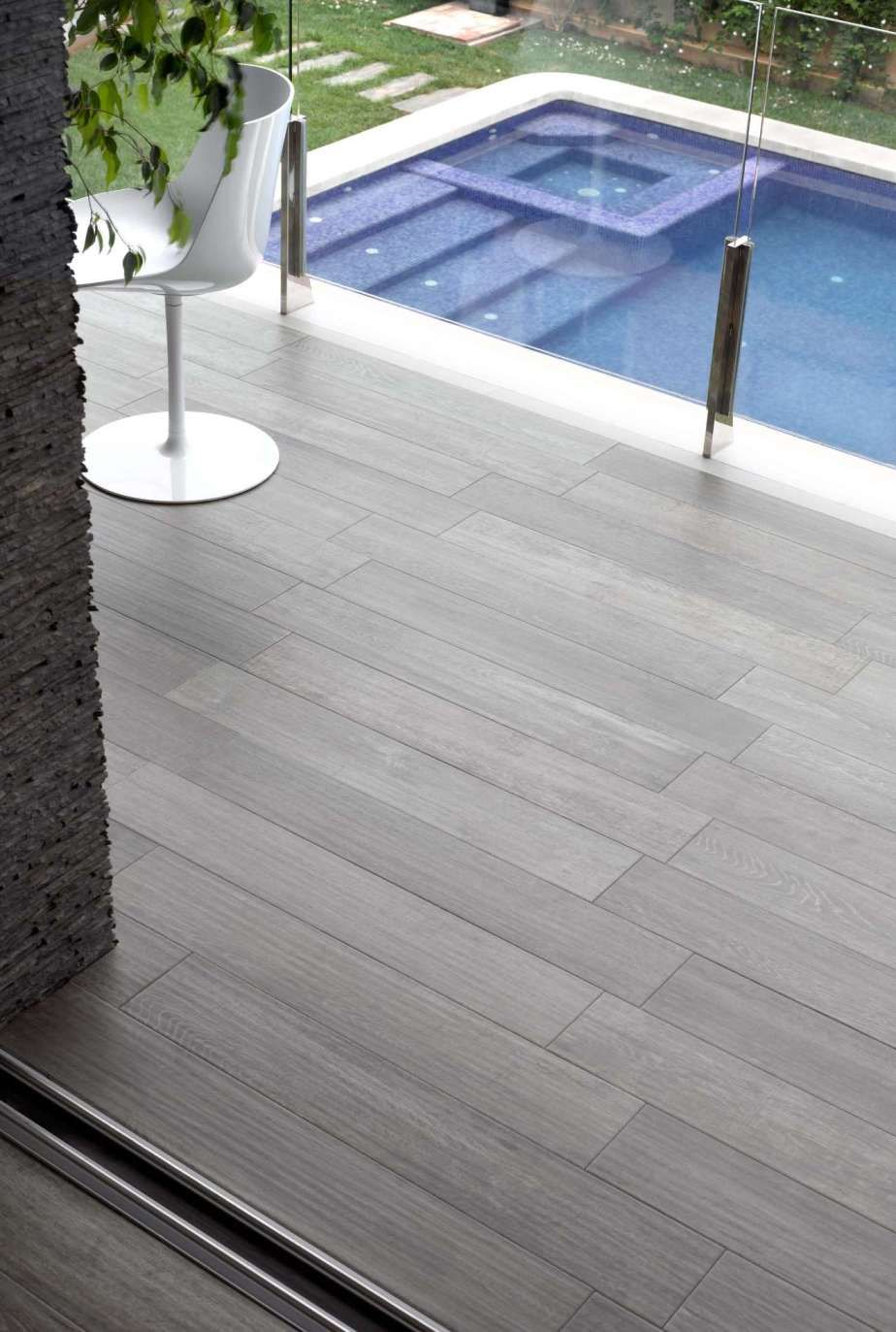 Outdoor Timber Tiles Timber Look Tiles Are A Great Way To Seamlessly Connect Indoors To