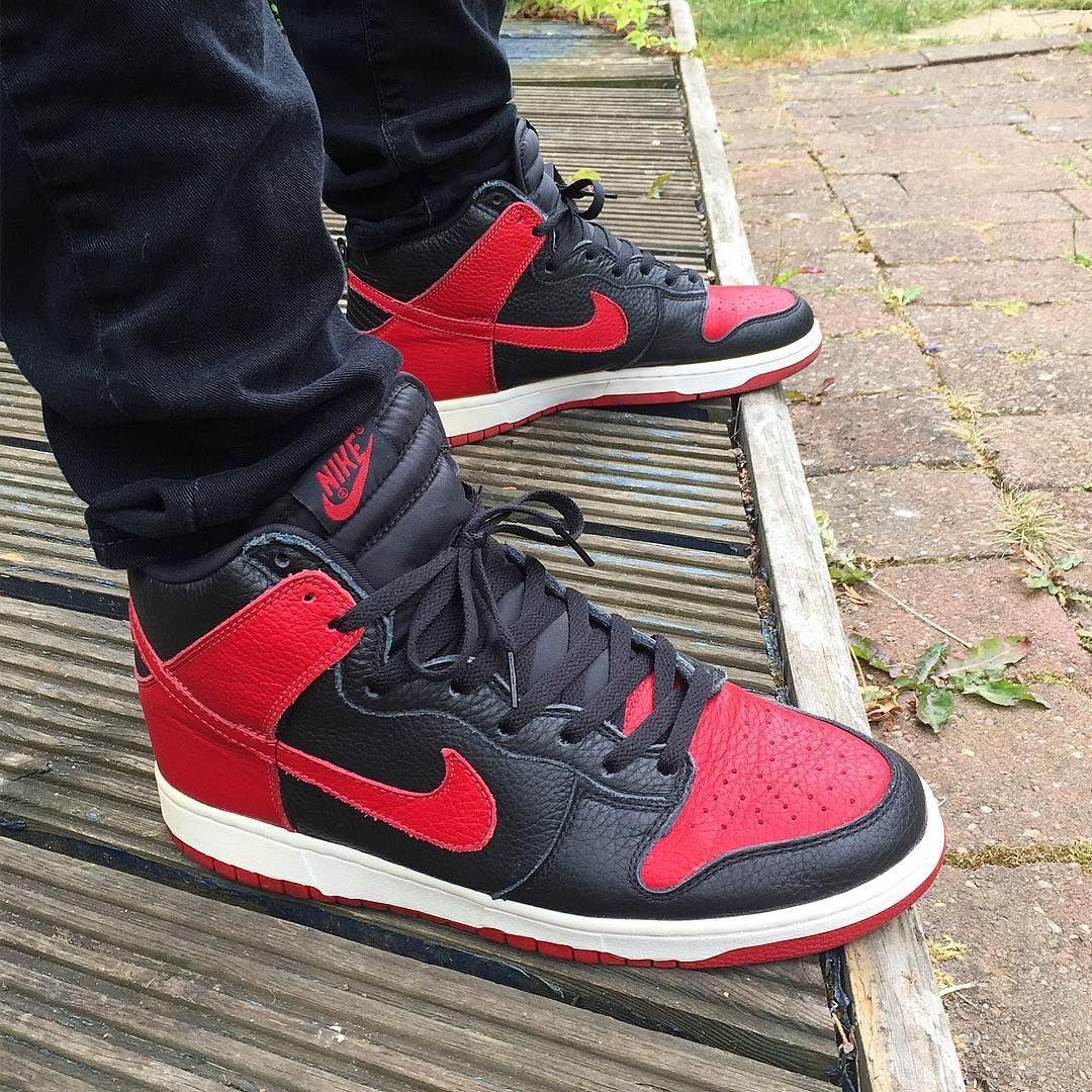 online retailer 593e5 109e1 Nike Dunk High Pro SB