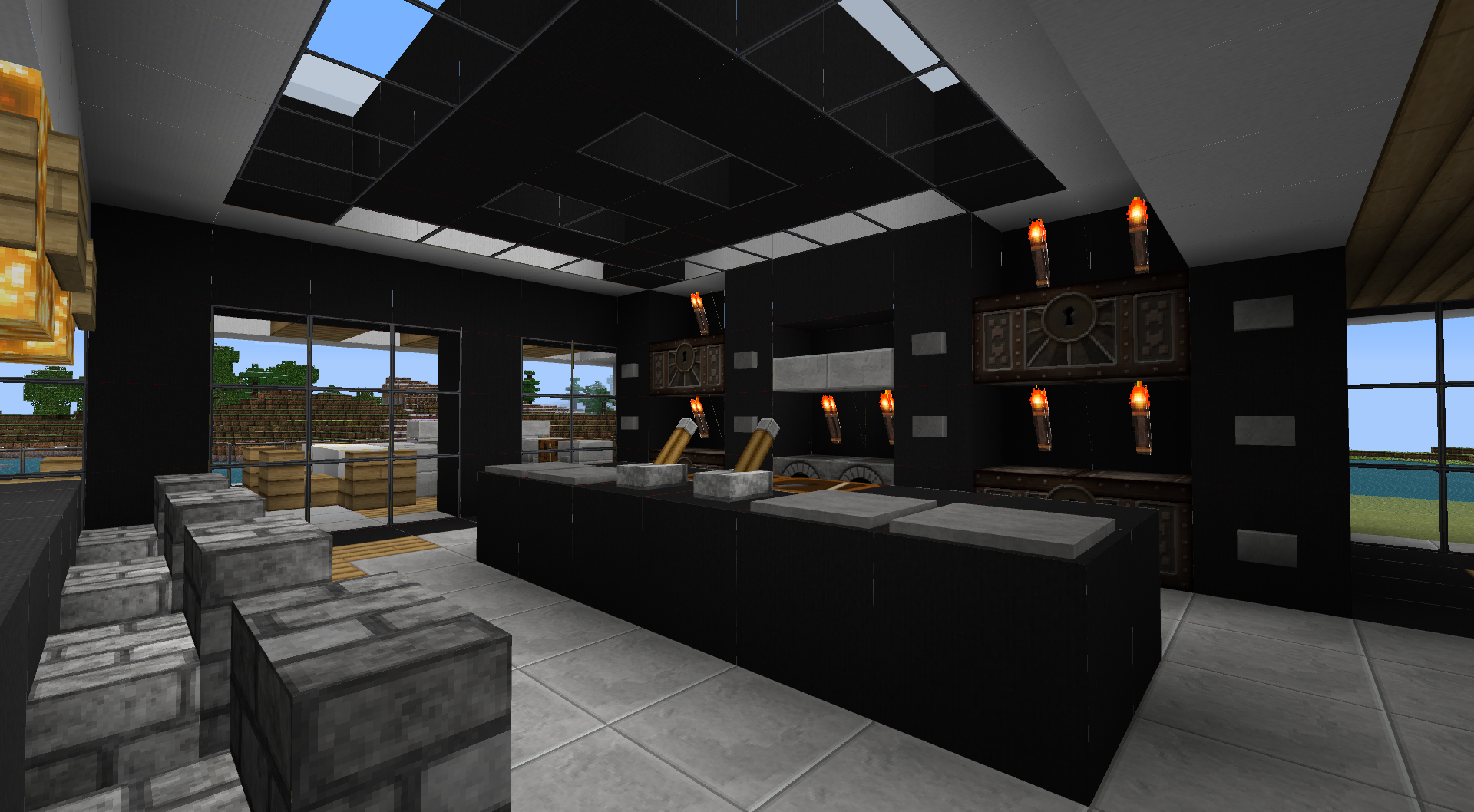 Modern Luxury Mansions Interior For More Pictures Visit A Sea