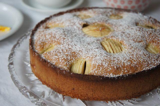 Photo of REZEPT: schneller glutenfreier Apfelkuchen