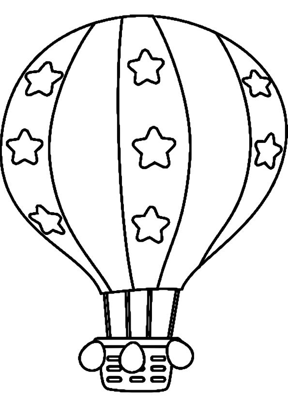 Baloes Balao Para Colorir Balao Desenho