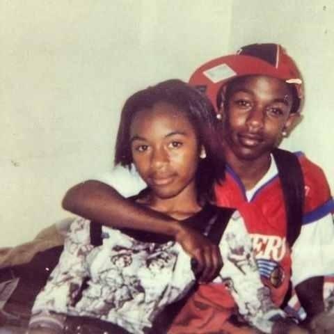 Kendrick Lamar dating Badu