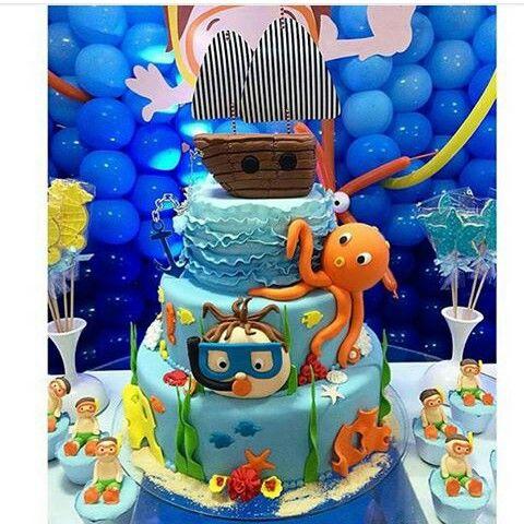 Cumpleaños marino
