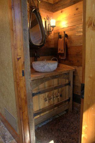 western bathroom sink southwestern