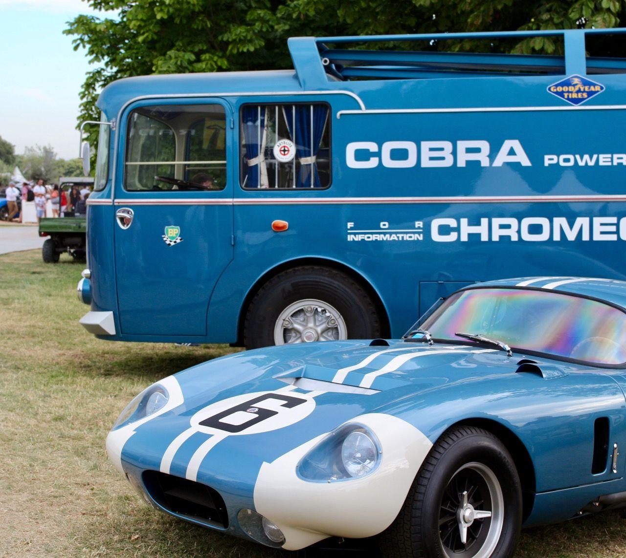 Classic shelby cobra daytona coupe how to make money