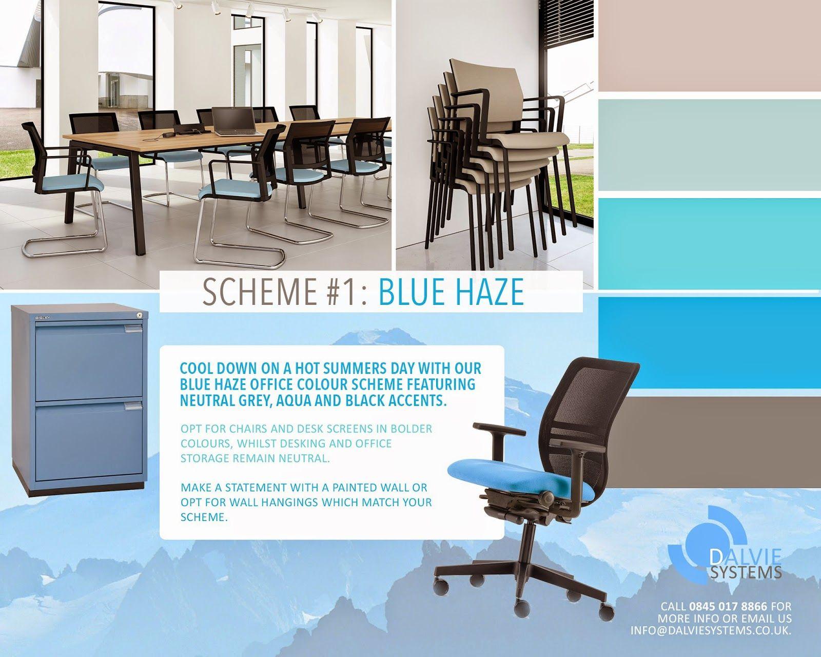 Dalvie Systems Company Blog 5 Summer Office Colour