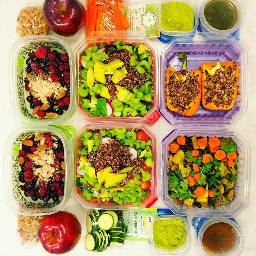 Healthy MealPrep Inspiration POPSUGAR Fitness UK Food