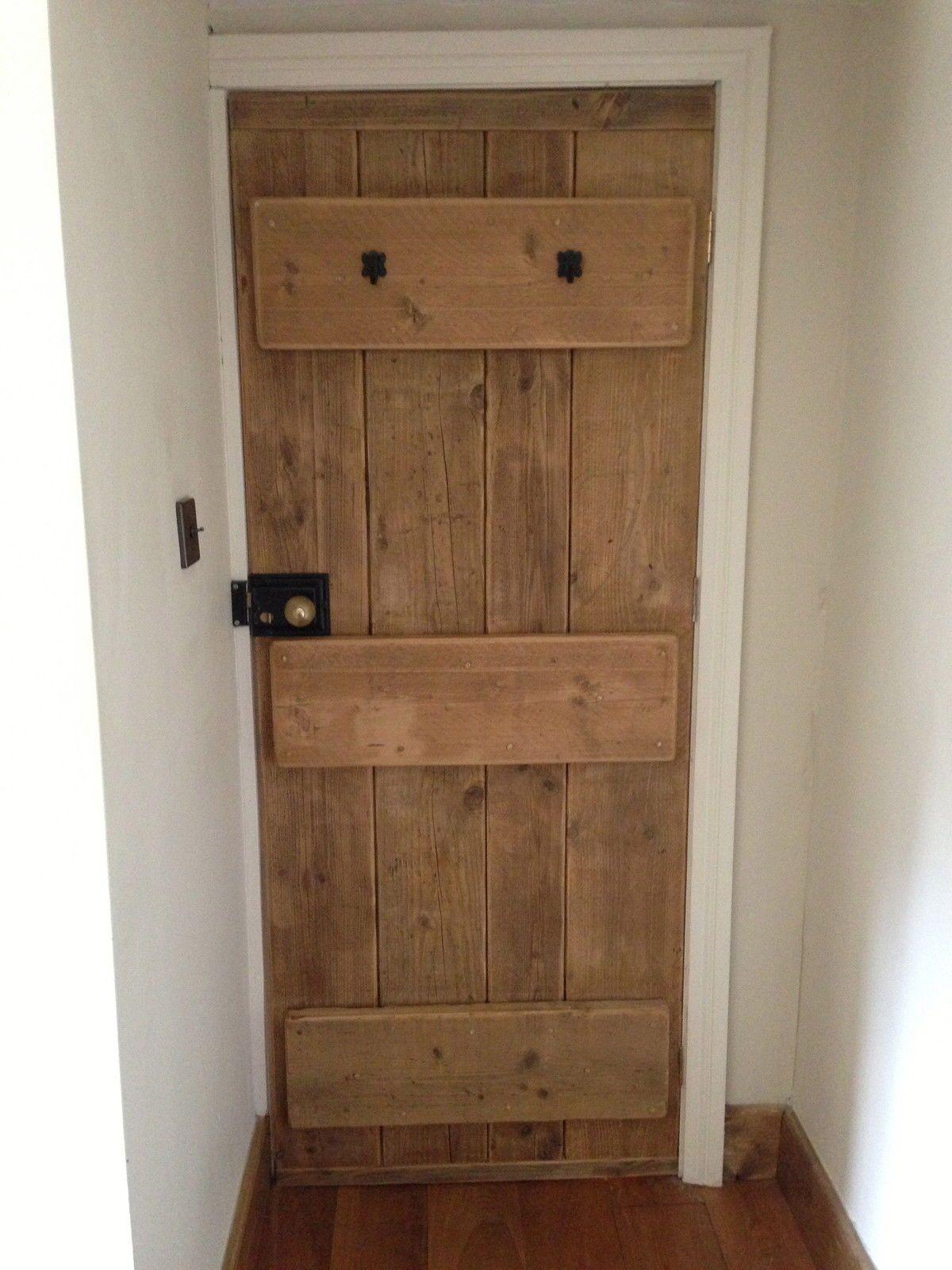 Reclaimed Ledge \u0026 Brace Doors Made To Measure. & Reclaimed Ledge \u0026 Brace Doors Made To Measure | Doors Interior door ...