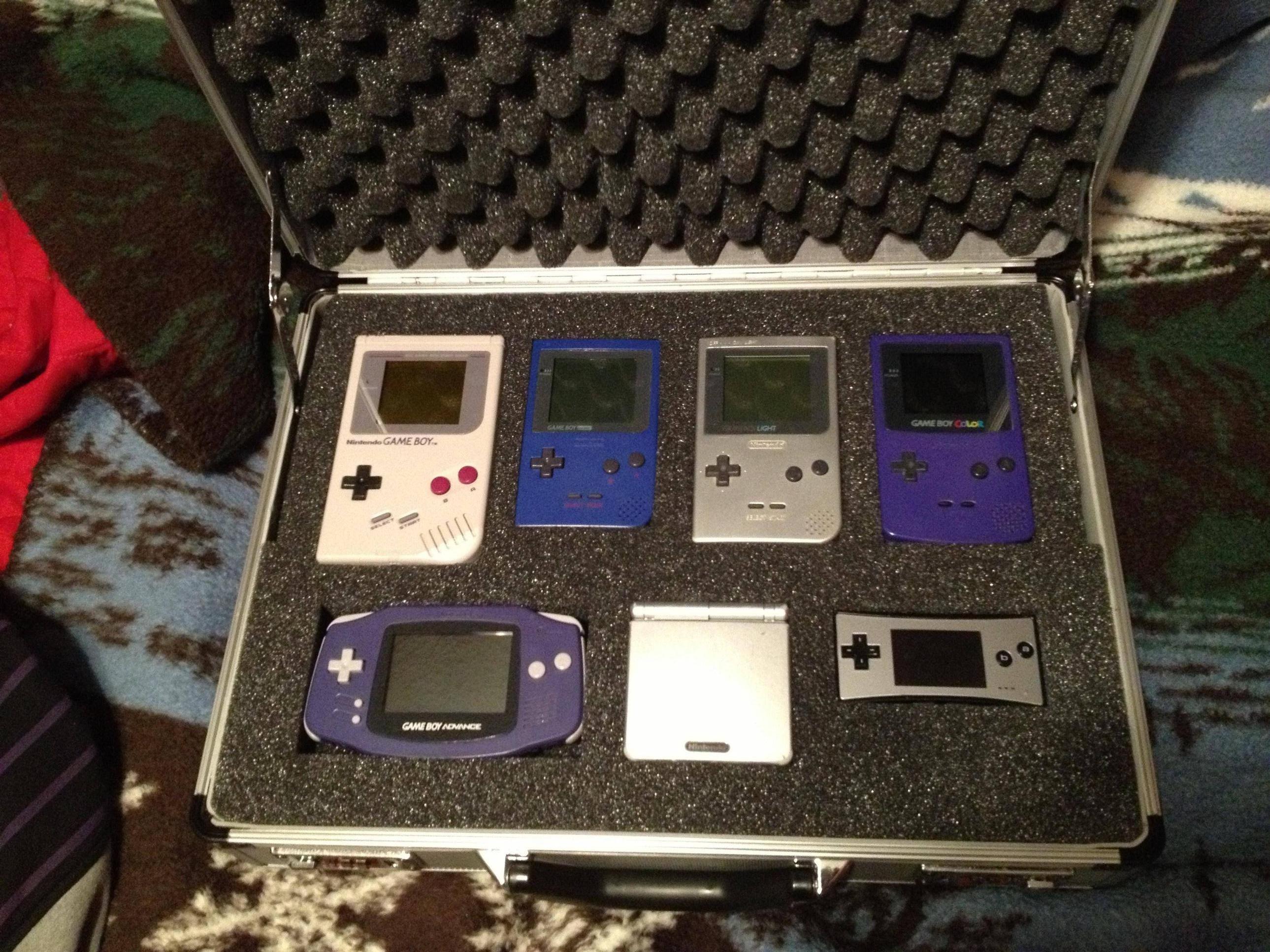Game boy color palette gimp - Game Boy Color Palette Gimp 30