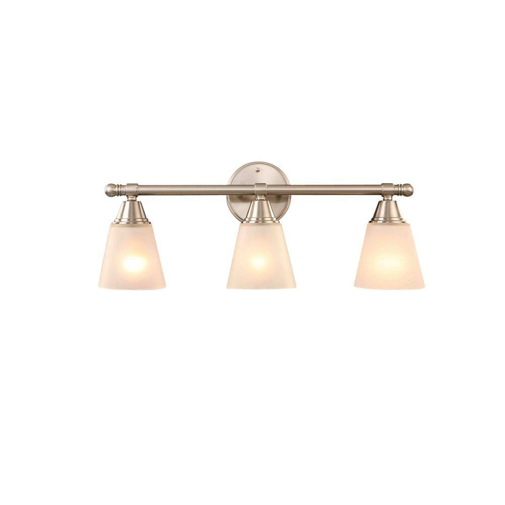 bathroom track lighting master bathroom ideas. Provide Clean And Sophisticated Tone To Your Home Decor By Installing Hampton Bay Brushed Nickel Vanity. Bathroom Track Lighting Master Ideas E