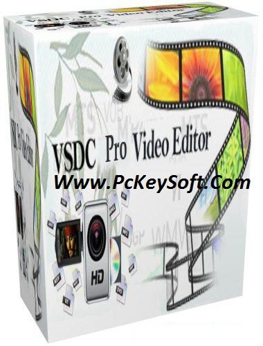 VSDC Video Editor Pro Activation Key Crack Download from our