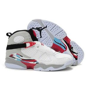 brand new ad4c7 4c379 ... coupon jordan retro 8 white blue red grey are for sale now. and classic  and