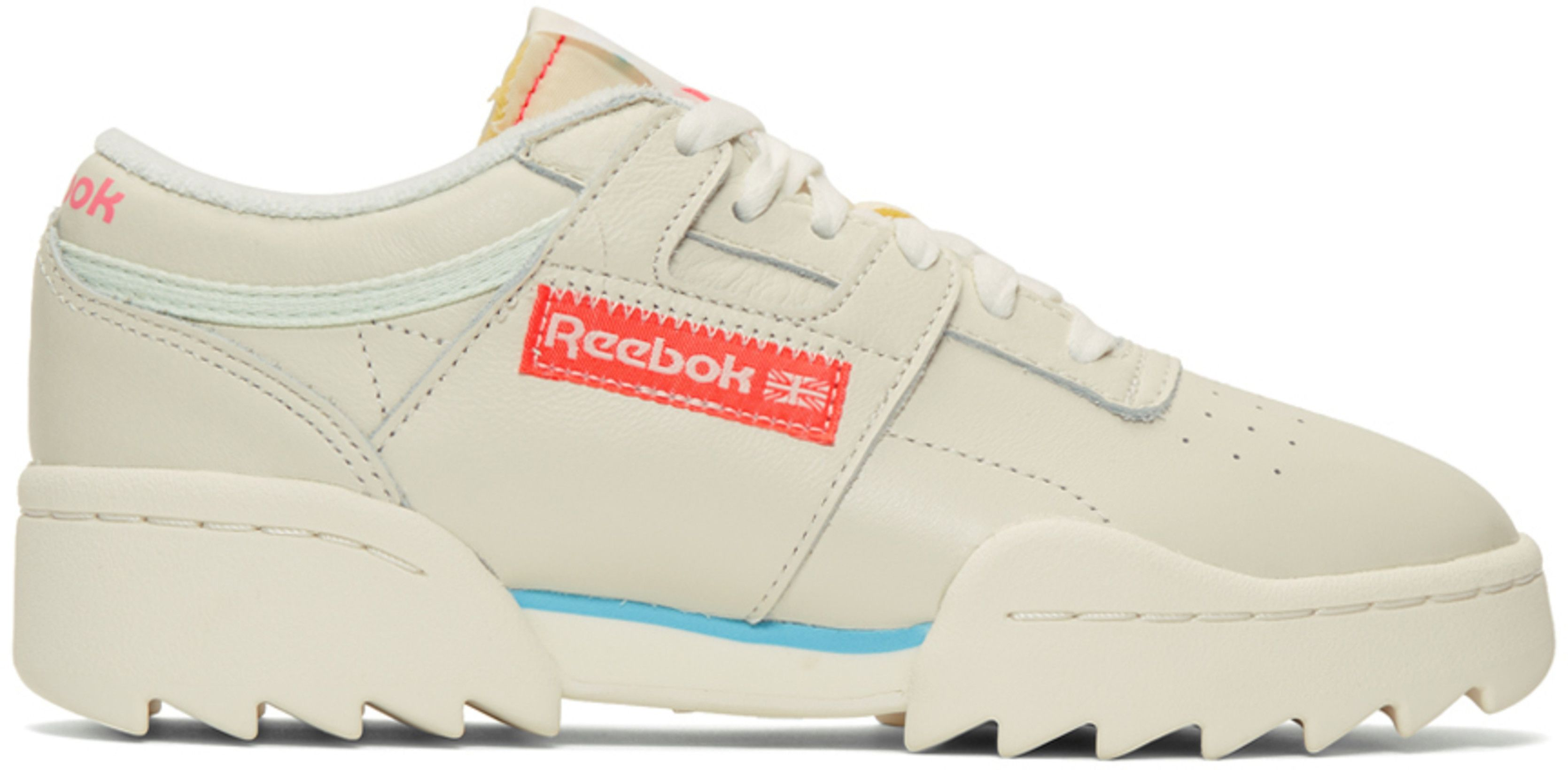 Off-White Workout Ripple OG Sneakers