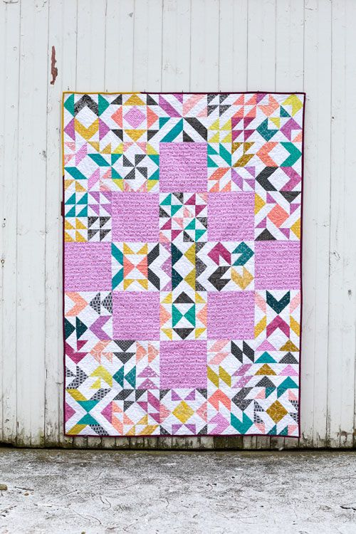 The craft blog of pattern designer Jeni Baker. Creative adventures in quilting, sewing, and color. Plus free sewing and quilting tutorials.