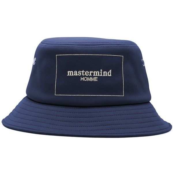 c32519e936d Mastermind Japan Bucket Hat ( 200) ❤ liked on Polyvore featuring men s  fashion