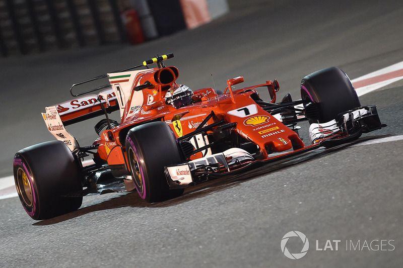 Kimi Raikkonen, Ferrari SF70H F1 2017 Pinterest