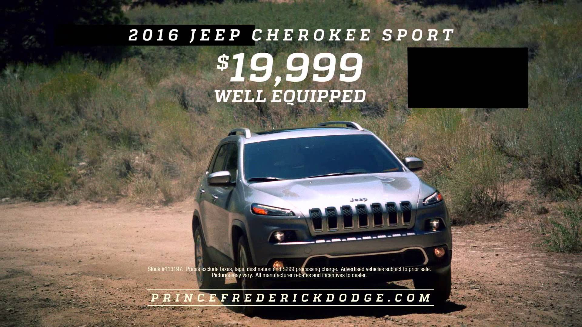2016 Is Going To Be One Wild Ride Are You Ready Pfcjd Dodge Ram Jeep Chrysler Https Youtu Be Hgt4jh2oz3o Jeep Cherokee Sport Jeep Jeep Dodge