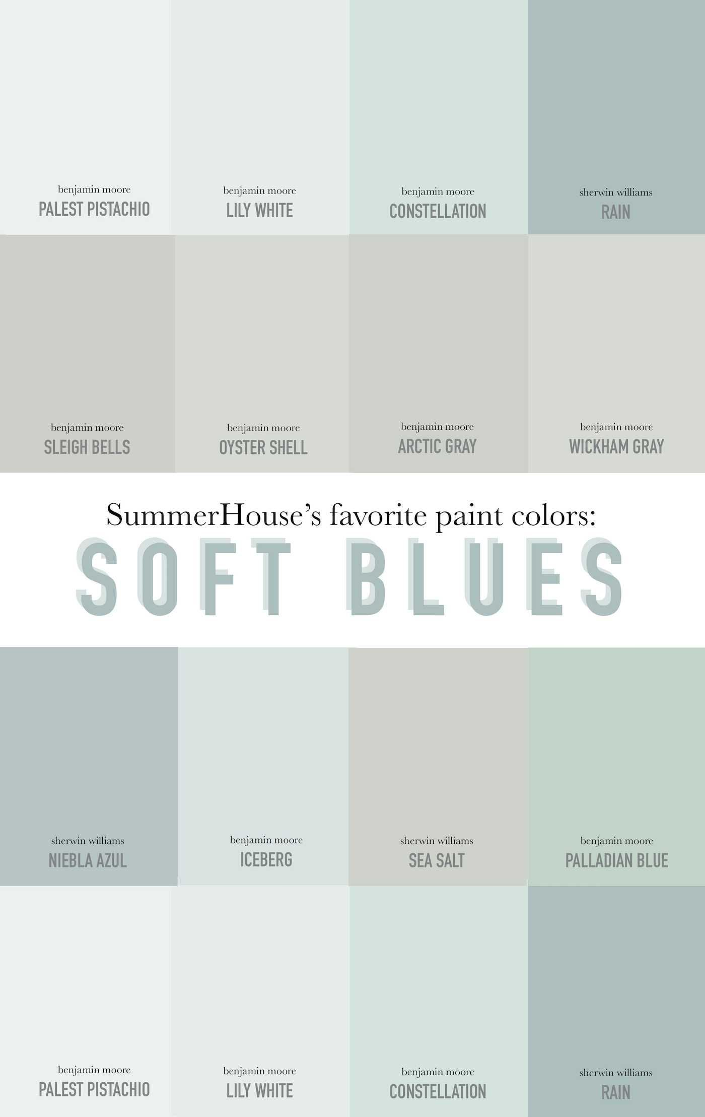 Attractive Gray Blue Paint Colors Ideas Also Color Sherwin Williams Behr Images Our Favorite Soft