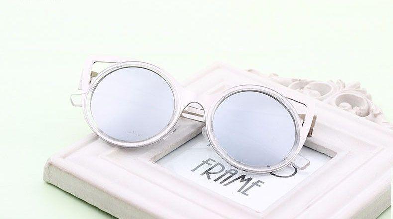 Super Chic Cat Eye Sunglasses