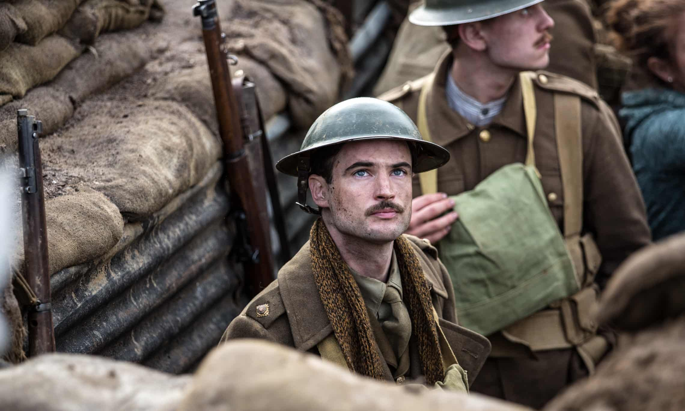 Nerve-shredding tension … Journey's End  | Movies in 2019