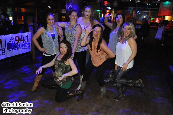 DeAnna Lee & Boot Boogie Babes are hosting the KMPS #WhiskeyRocks After Party TONIGHT at Cowgirls Inc. 10 pm!