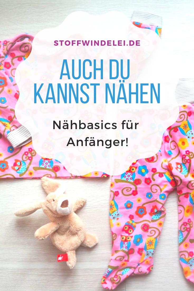Photo of Nähbasics: Die häufigsten Anfängerfragen | Stoffwindelei.de