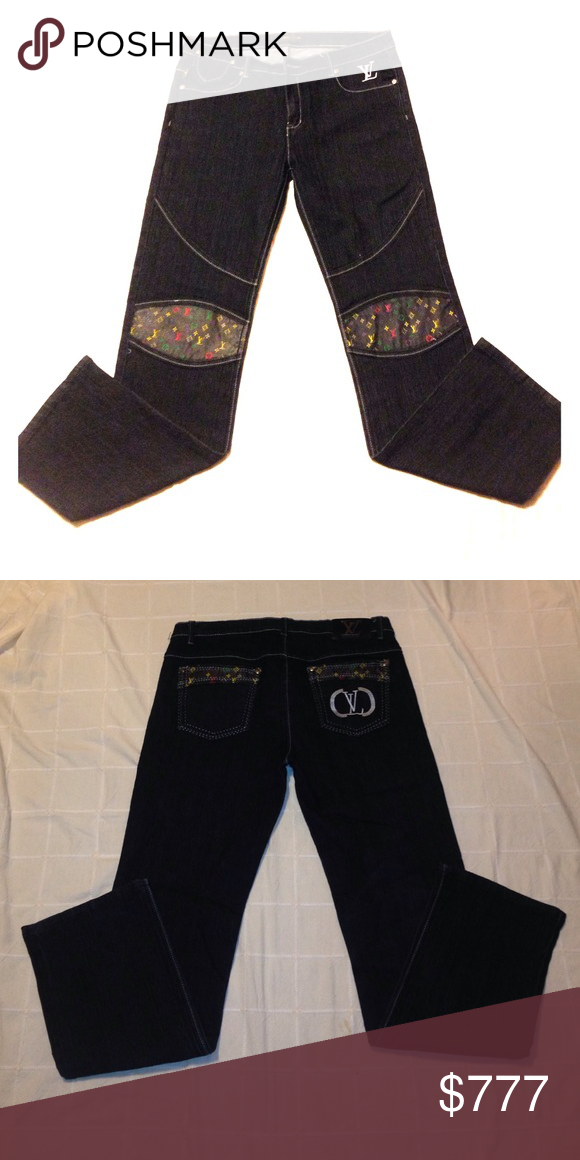 Louis Vuitton Jeans 48 Usa Size 1314