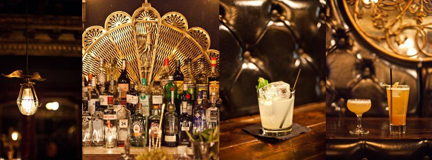 Reason #78: Secret cocktail lounges hidden in the most unlikely of places. #newyork