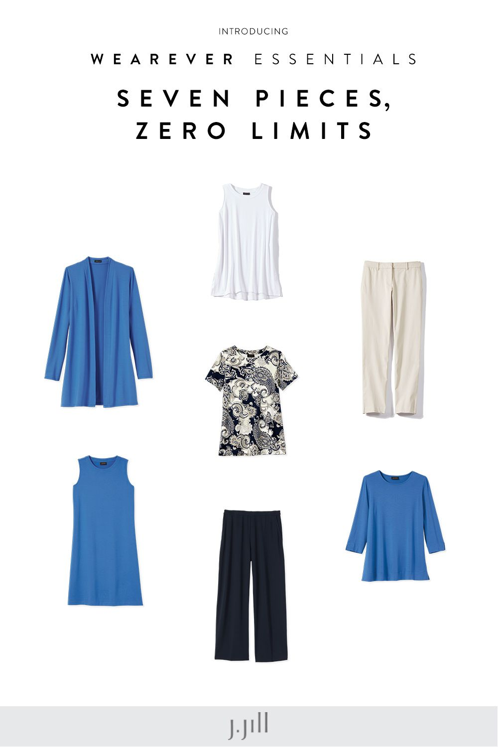 Must-have styles for easy outfits that work with all your