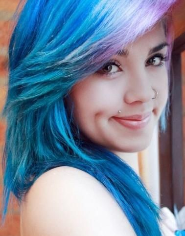 Latest emo hairstyles look Emo hair fashion category same normal hair cuts, but many collage girls and boys each time using a emo fashion, different colors with emo hair fashion trend in the market, as red and green color combination is better for over 20 aged guys.