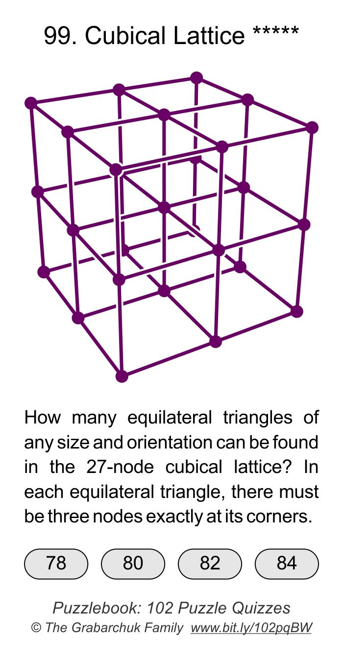 do you like spatial puzzles one of the most difficult puzzles from