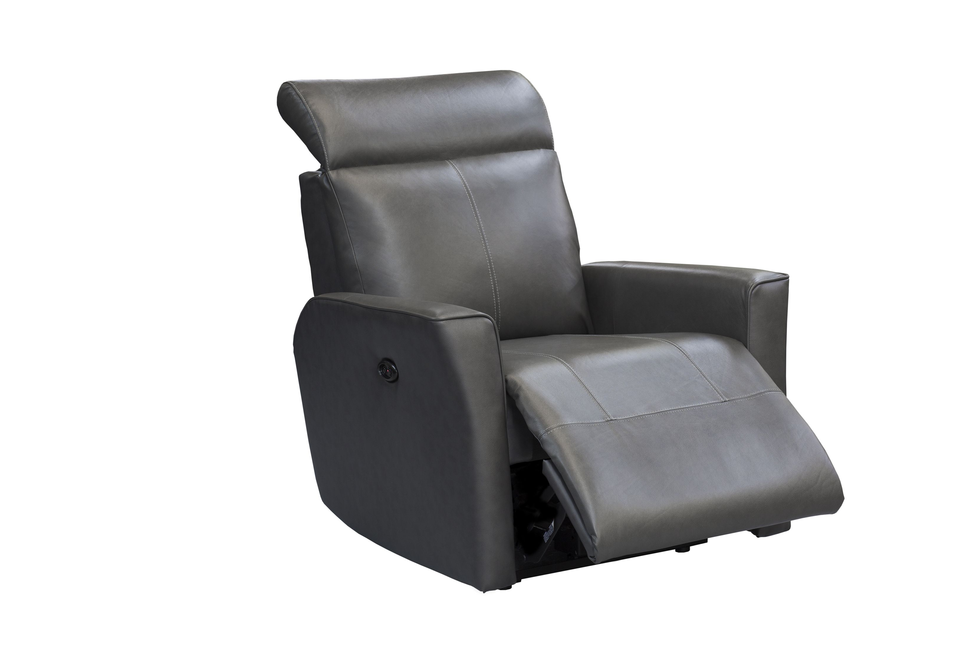 El Ran recliner with articulating headrest.  sc 1 st  Pinterest & El Ran recliner with articulating headrest. | Leather | Pinterest ... islam-shia.org