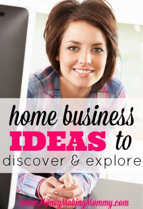 list of home business and money making ideas business