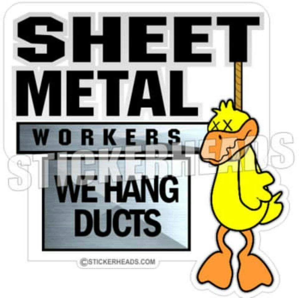 Sheet Metal Workers Sheetmetal Workers Pinterest