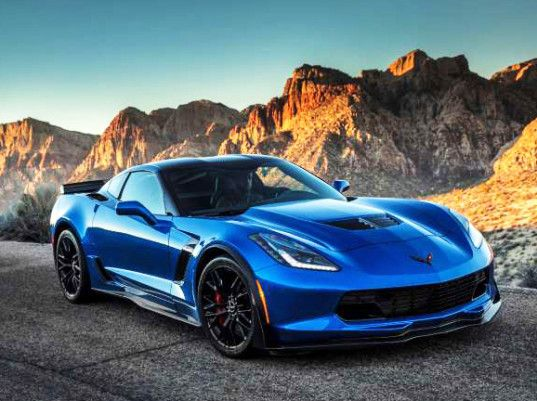 All-electric Corvette could hit a record-breaking top speed of over ...