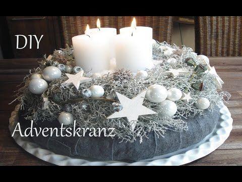 diy adventskranz binden i stacheldrahtpflanze zapfen. Black Bedroom Furniture Sets. Home Design Ideas