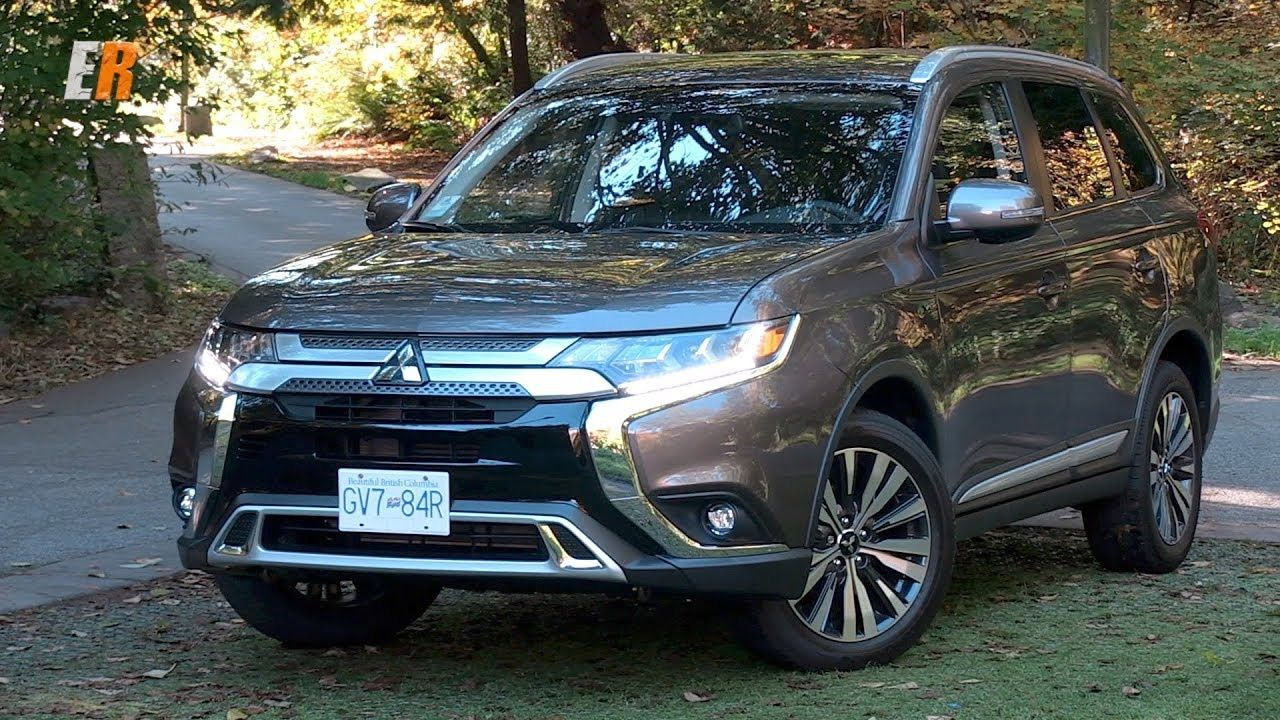 2019 Mitsubishi Outlander Review A 3 Row Value Proposition